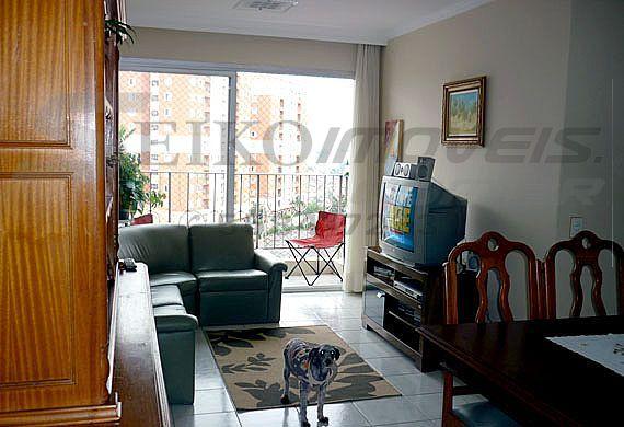 Jabaquara, Apartamento Padrão - Sala em L