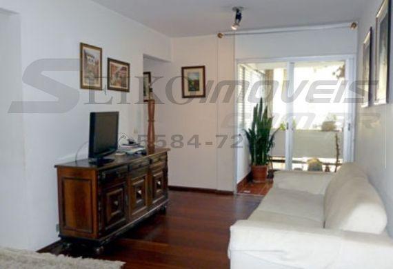 Jabaquara, Apartamento Padrão-Sala ampliada