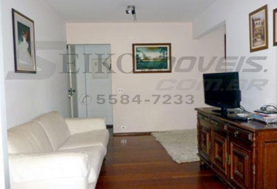 Jabaquara, Apartamento Padrão-Sala em L