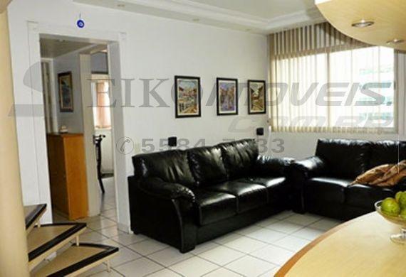 Jabaquara, Cobertura Duplex-Sala retangular