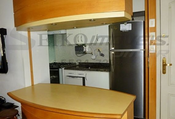 Jabaquara, Cobertura Duplex-Cozinha americana