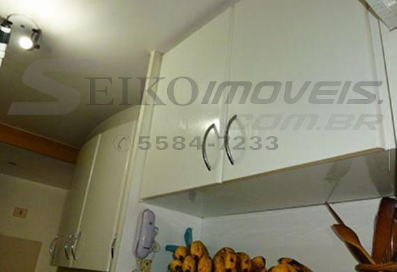 Jabaquara, Cobertura Duplex-Armários da cozinha