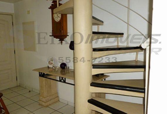 Jabaquara, Cobertura Duplex-Escada