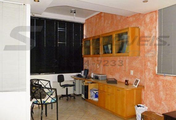 Jabaquara, Cobertura Duplex-Escritório