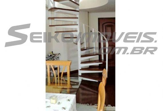 Cursino, Cobertura Duplex-Escada