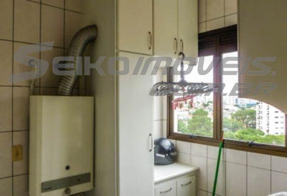 Cursino, Apartamento Padrão-Área de serviço