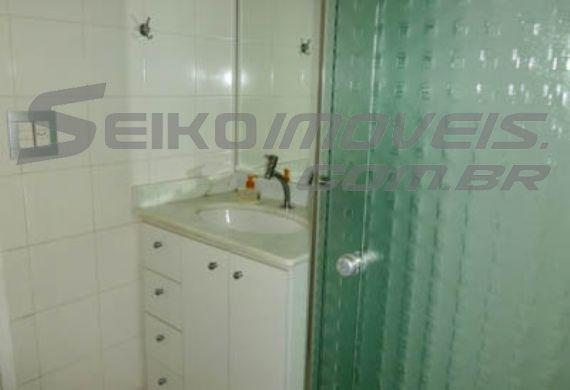 Sacomã, Apartamento Padrão-Banheiro social