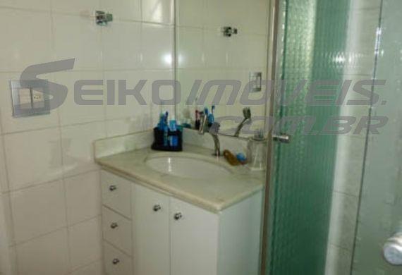 Sacomã, Apartamento Padrão-Banheiro da suíte