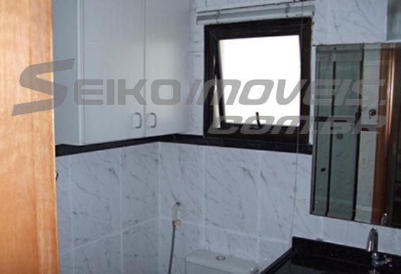 Cursino, Cobertura Duplex-Banheiro social do 1º piso