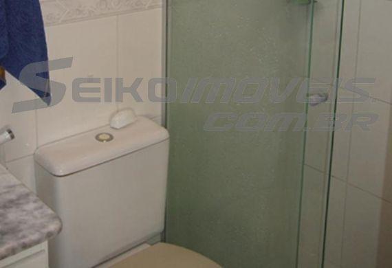 Cursino, Cobertura Duplex-Banheiro Social do 2º Piso