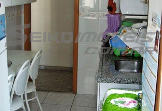 Cursino, Cobertura Duplex-Cozinha