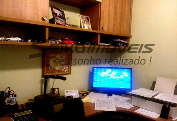 Sacomã, Apartamento Padrão-Home Office