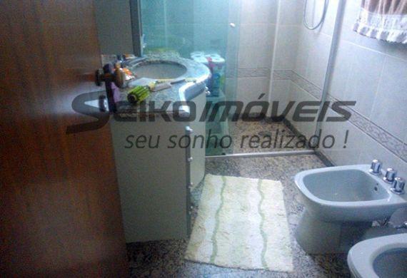 Sacomã, Apartamento Padrão-Banheiro