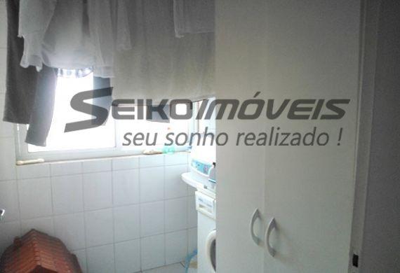 Sacomã, Apartamento Padrão-Area de serviço
