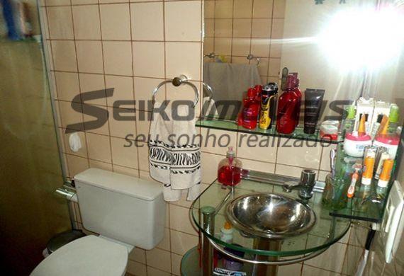 Jabaquara, Apartamento Padrão-Banheiro