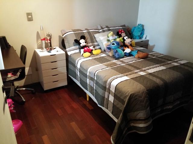 Sacomã, Apartamento Padrão-Dormitórios com armários planejados