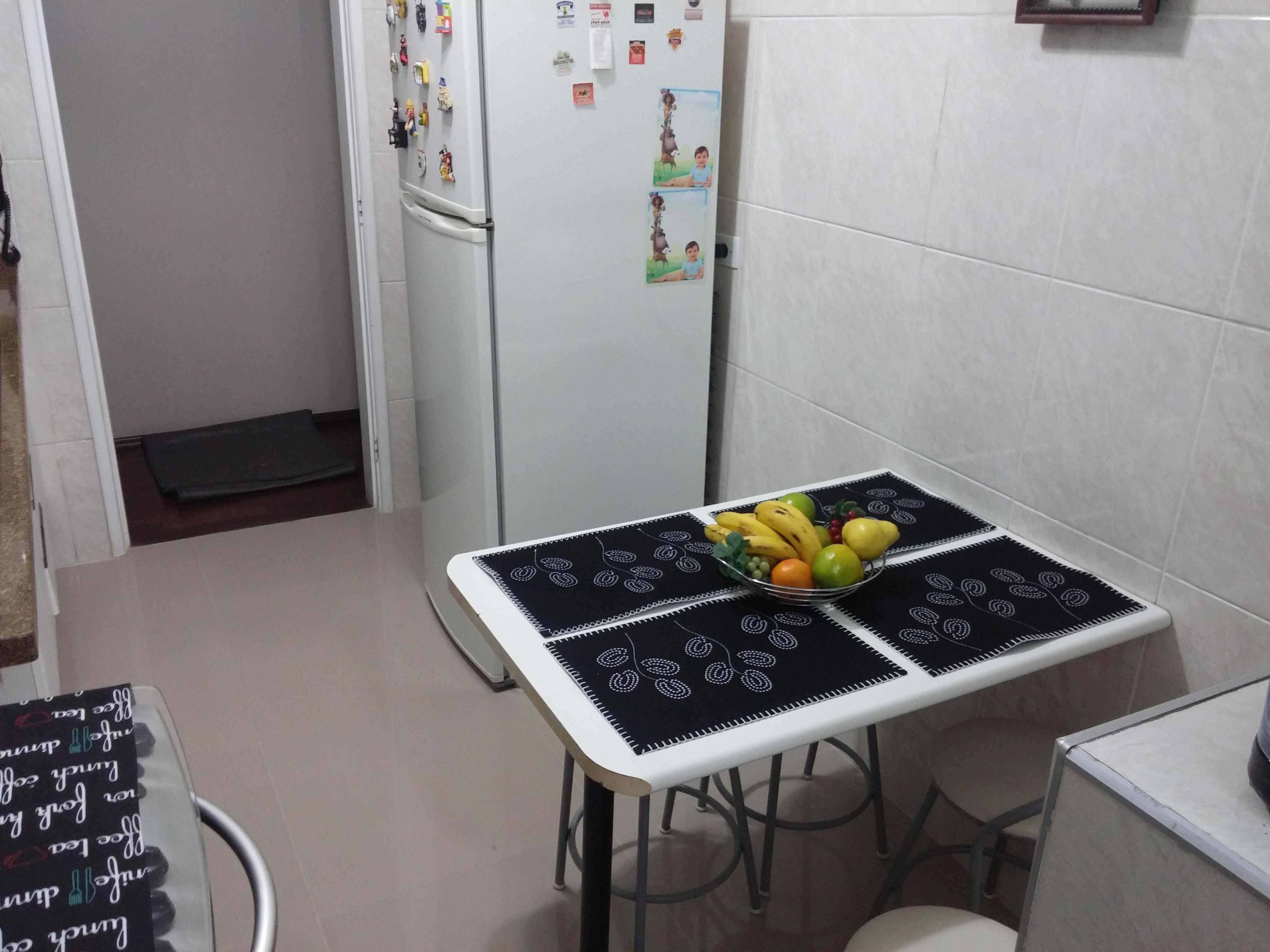 Sacomã, Apartamento Padrão-Cozinha com armários planejados
