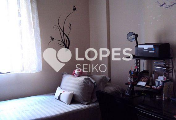 Sacomã, Apartamento Padrão-Segundo dormitório com piso laminado