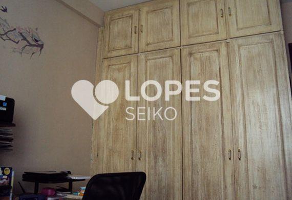 Sacomã, Apartamento Padrão-Terceiro dormitório opcional com piso laminado e armário planejado