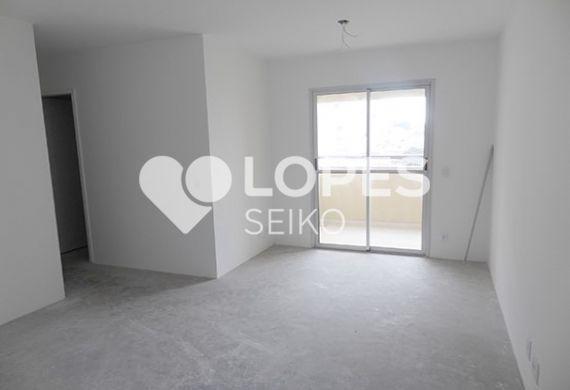 Sacomã, Apartamento Padrão-Sala em L com dois ambientes