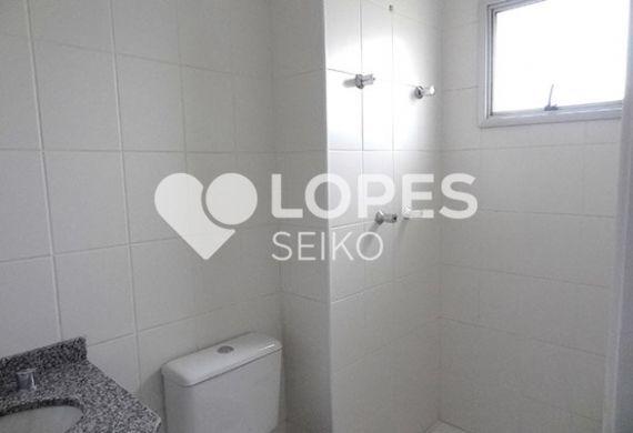 Sacomã, Apartamento Padrão-Banheiro da suíte com pia de granito
