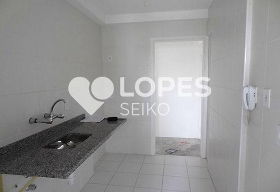 Sacomã, Apartamento Padrão-Cozinha com pia de granito