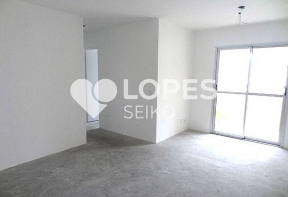 Sacomã, Apartamento Padrão - Sala em L com dois ambientes