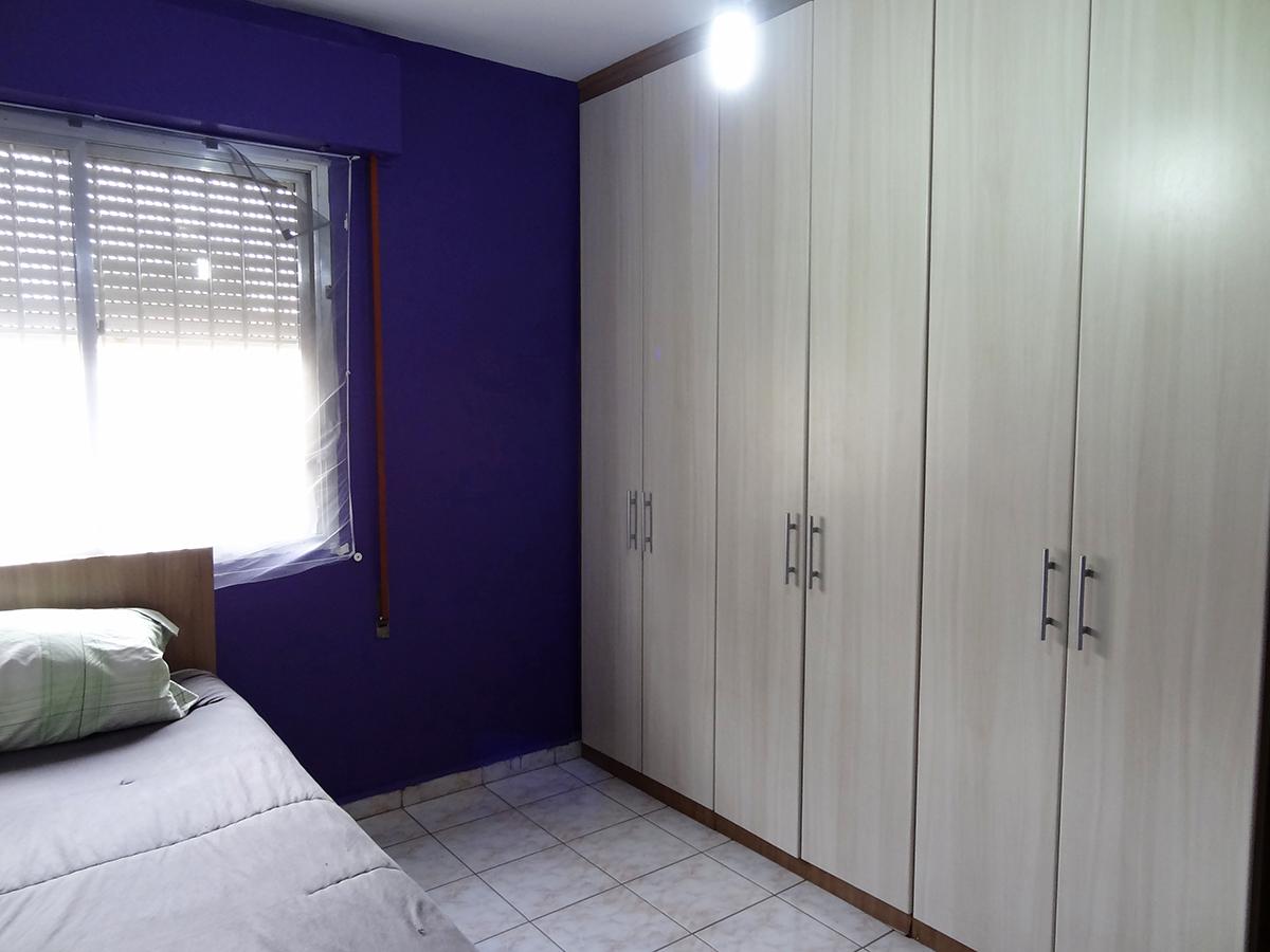 Ipiranga, Apartamento Padrão-SEGUNDO DORMITÓRIO COM PISO DE CERÂMICA E ARMÁRIOS PLANEJADOS.