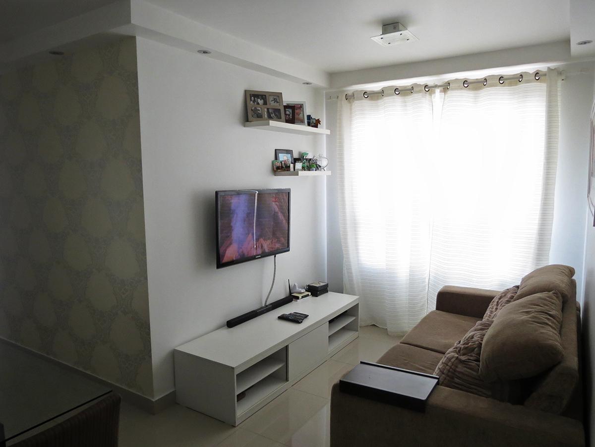 Gesso Para Apartamento Pequeno Gesso Para Apartamento Pequeno  -> Modelo De Forro Rebaixado Em Apartamentos 51M2