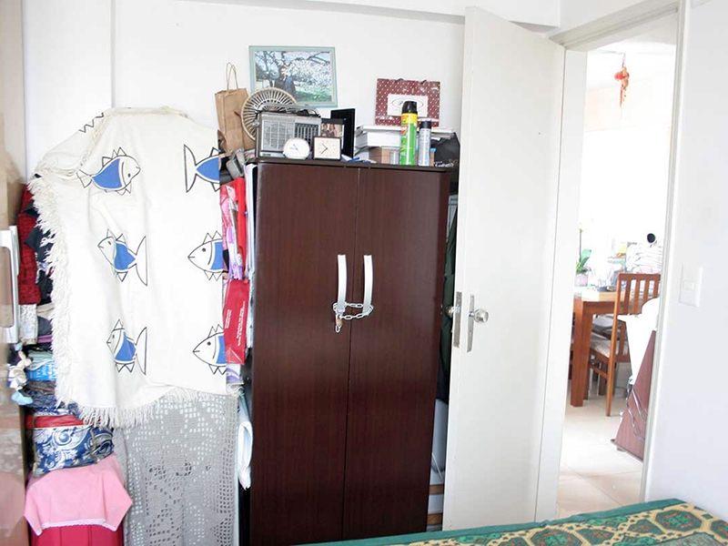 Ipiranga, Apartamento Padrão-Dormitórios com piso de cerâmica.