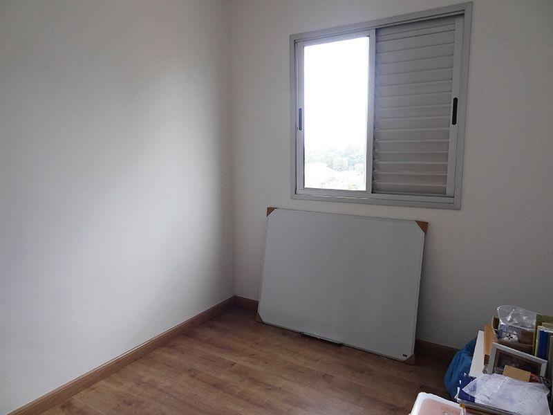 Sacomã, Apartamento Padrão-Segundo e terceiro dormitório com piso laminado.