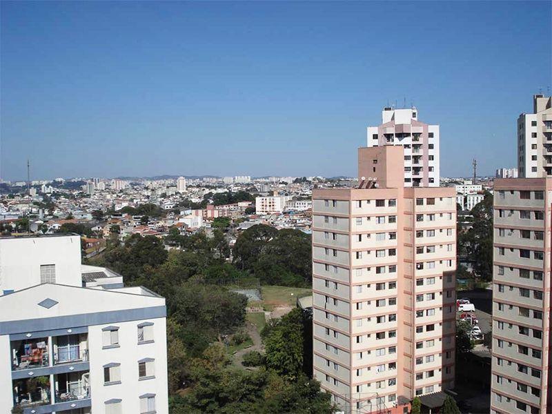 Sacomã, Apartamento Padrão-Vista da varanda