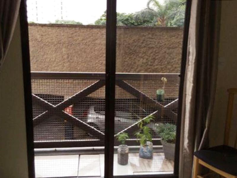 Sacomã, Apartamento Padrão-Varanda