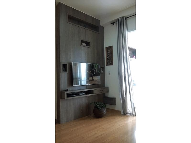 Ipiranga, Apartamento Padrão-Apartamento no Ipiranga com 02 dormitórios (01 suite). 59 m� de área útil com varanda gourmet. 01 vaga de garagem.  A 400 metros do metrô Sacomã.