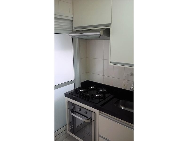 Ipiranga, Apartamento Padrão-Cozinha com piso de cerâmica, pia de granito com gabinete e armários planejados.Cozinha com piso de cerâmica, pia de granito com gabinete e armários planejados.