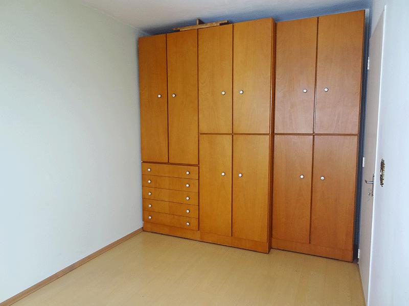 Sacomã, Apartamento Padrão-2º dormitório com piso laminado e armário.