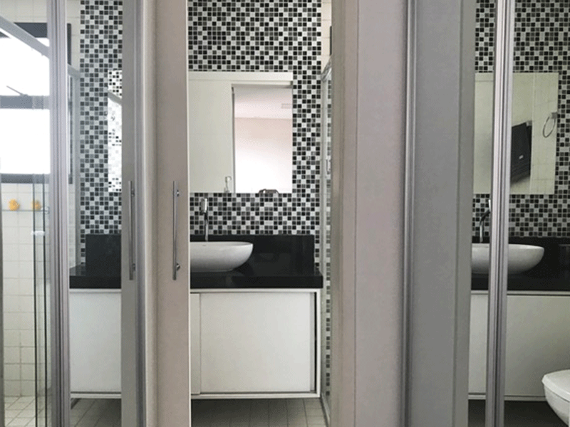 Sacomã, Apartamento Padrão-Closet