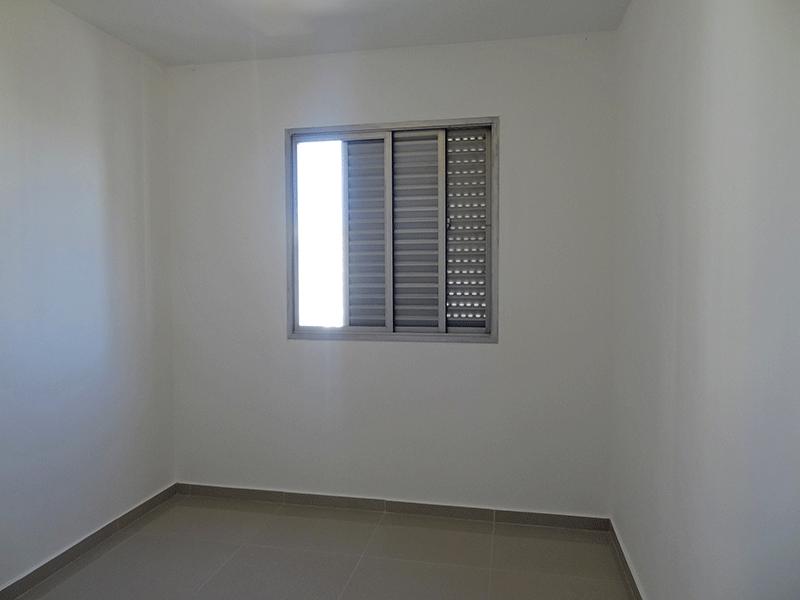 Jabaquara, Apartamento Padrão-1º dormitórios com piso de porcelanato.