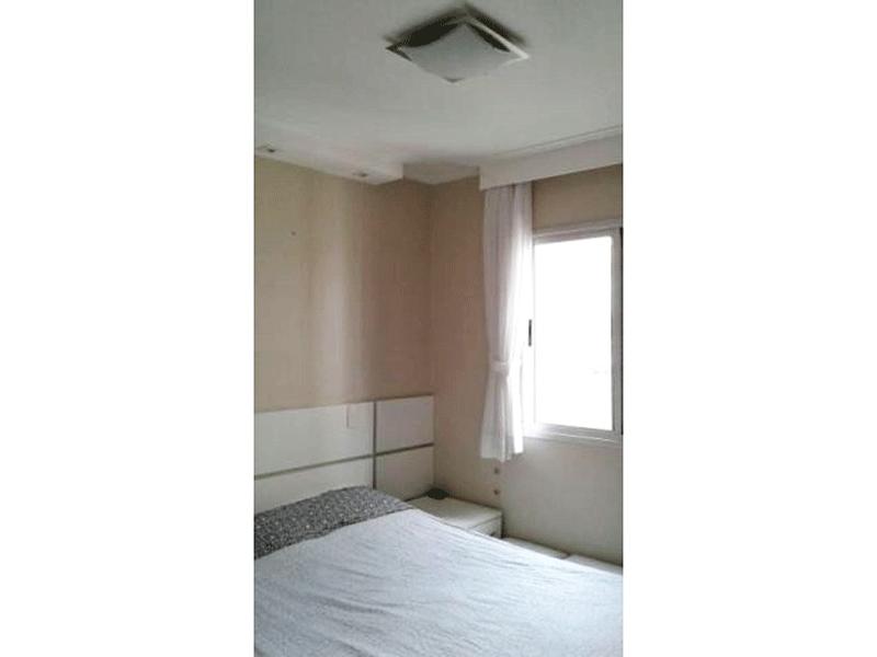 Jabaquara, Apartamento Padrão-1º dormitório com moldura de gesso.
