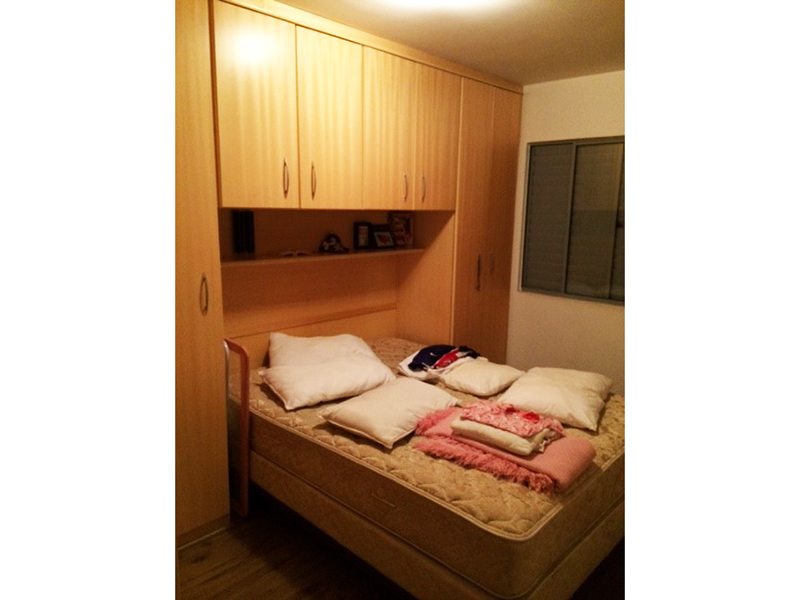 Sacomã, Apartamento Padrão-Dormitórios com piso laminado.
