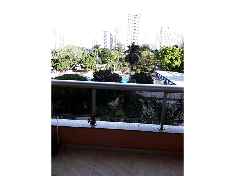 Ipiranga, Apartamento Padrão-Sacada
