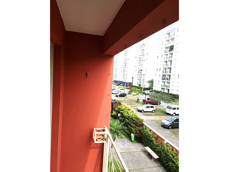 Sacomã, Apartamento Padrão-Varanda.