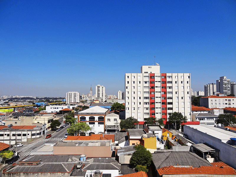 Ipiranga, Apartamento Padrão-Vista da sala.
