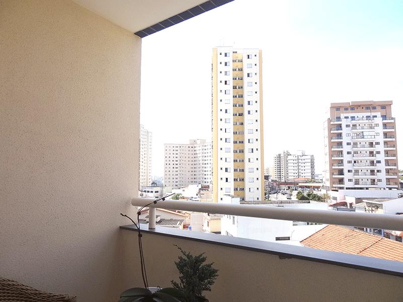 Jabaquara, Apartamento Padrão-Varanda com piso de cerâmica.
