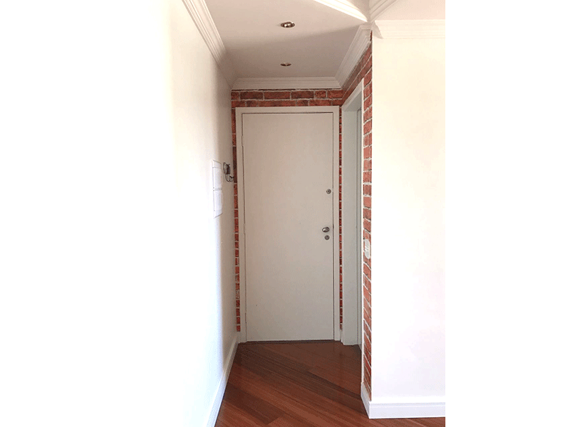Jabaquara, Apartamento Padrão-Corredor com piso laminado