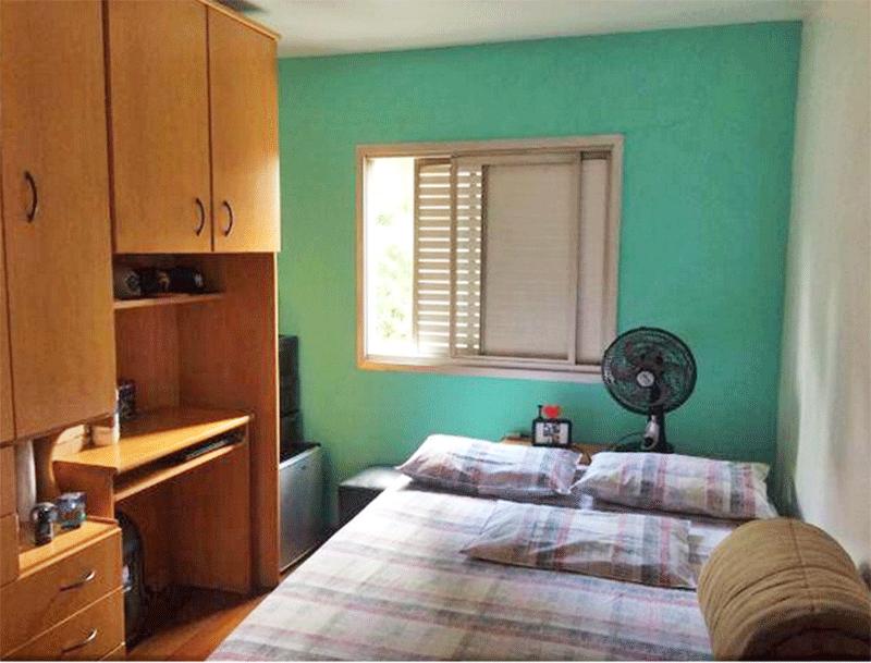 Jabaquara, Apartamento Padrão-1º dormitório com piso de tábua.