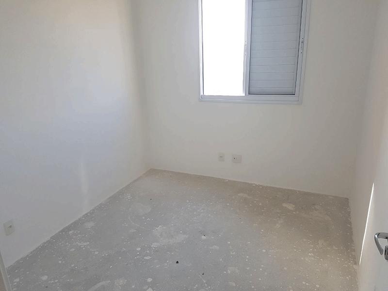 Ipiranga, Apartamento Padrão-2º dormitório no contra piso.