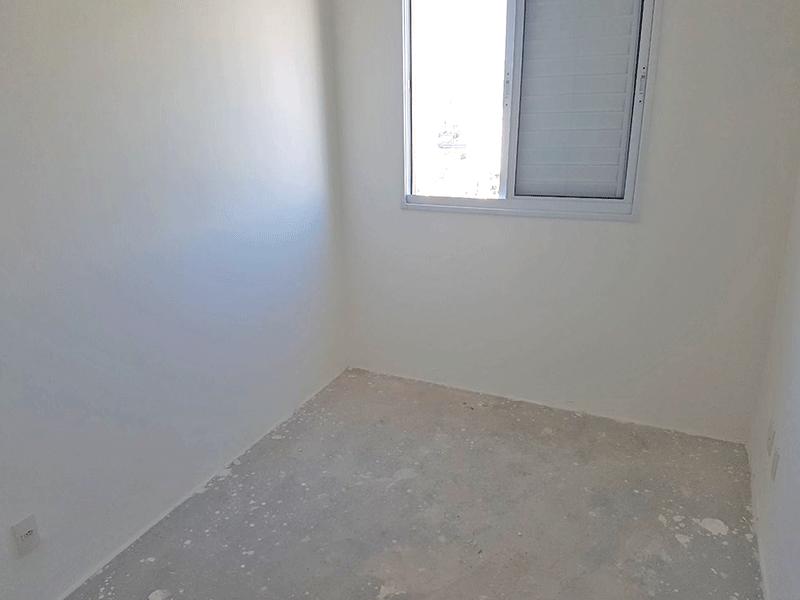 Ipiranga, Apartamento Padrão-3º dormitório no contra piso.