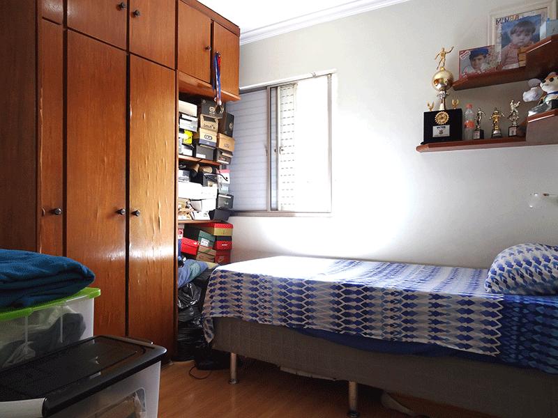 Sacomã, Apartamento Padrão-2º dormitório com piso laminado, armários planejados e teto com moldura de gesso. 2º dormitório com piso laminado, armários planejados e teto com moldura de gesso.