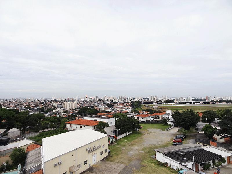Jabaquara, Apartamento Padrão-Vista da varanda.